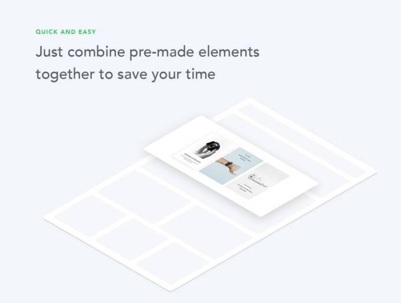 创建Web UI工具包中的1700+块和250多个页面