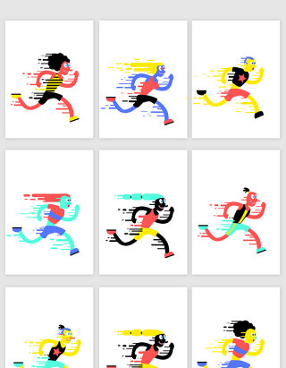 冬奥会运动项目标识