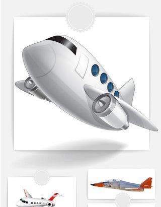 飞机交通工具