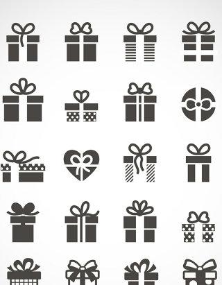 各种礼品素材图片各种礼品素材