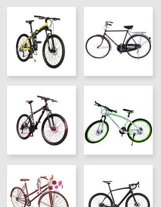 产品实物自行车设计素材