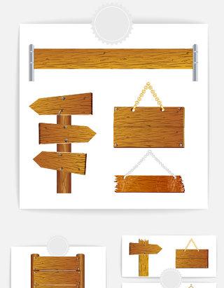 木头木纹设计素材