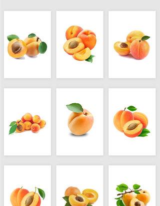 高清免抠黄桃png素材