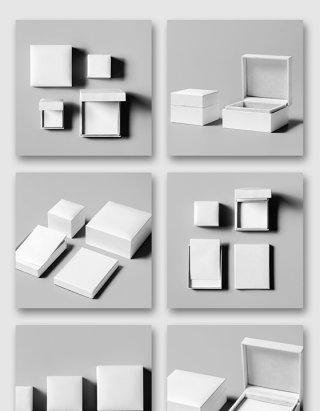 产品包装礼盒设计素材