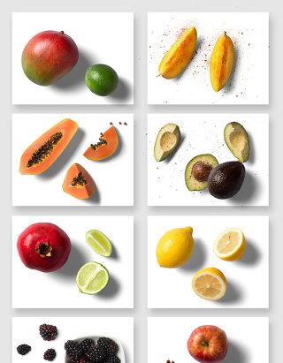 新鲜水果高清素材