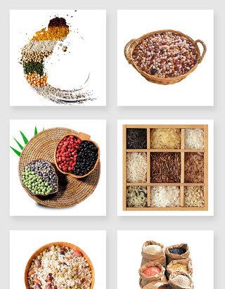 五谷杂粮设计素材