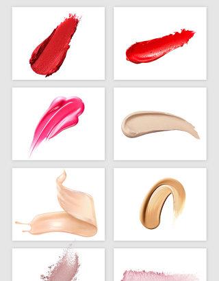 女性化妆品膏体PNG免抠素材
