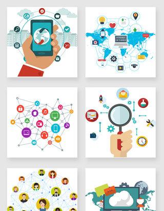互联网图形设计素材