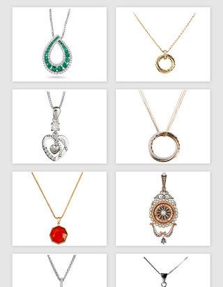 吊坠珠宝钻石PNG免抠素材