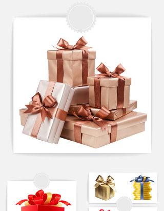 礼盒包装设计素材