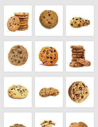 高清免抠趣奇饼干png素材