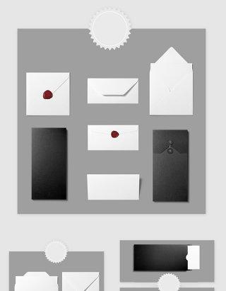 企业办公视觉识别VI素材