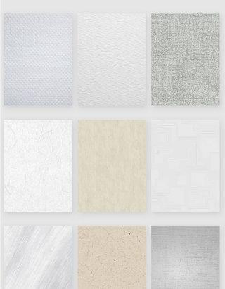 纸板纸张材质纹理矢量素材