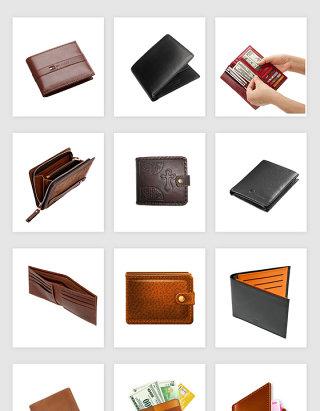 高清免抠钱包素材