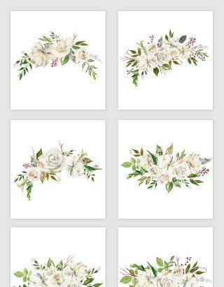 装饰图案花朵素材