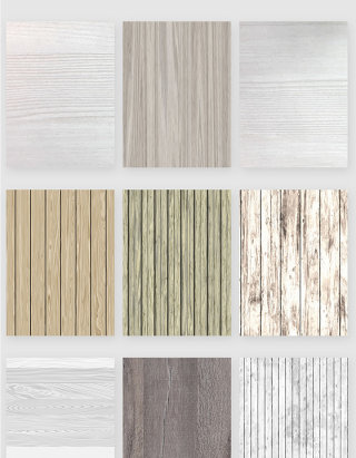浅色木地板木纹材质纹理素材