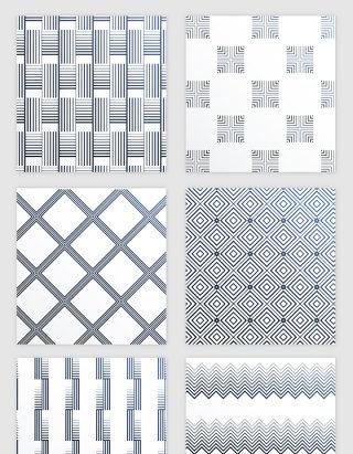 创意灰色布纹矢量素材