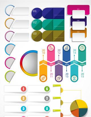 圆形数据图形