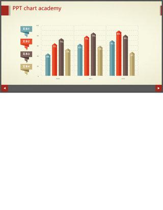 数据统计分析的图表化-数据对比