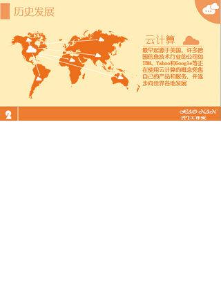 【商务图表】介绍类PPT模板