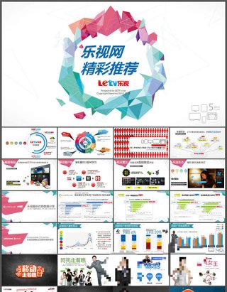 乐视网市场营销分析PPT