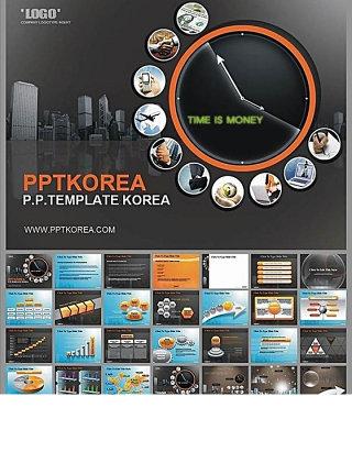 公司PPT模板 计划总结ppt模板图片