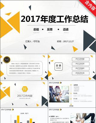 2017年度工作总结