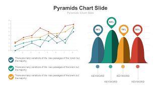 创意折线图PPT图表-28