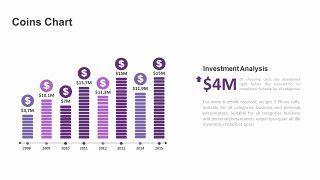 紫色商务对比关系PPT图表-28