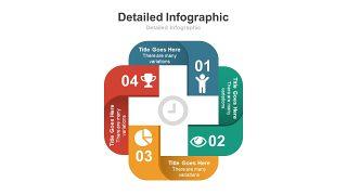 循环递进关系PPT图表-26