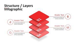 红色简约数据分析PPT图表-26