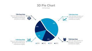 蓝色扁平化流程图PPT图表-29