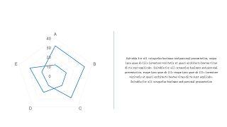 扁平化多彩数据PPT图表-31