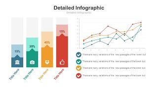 创意折线图PPT图表-31