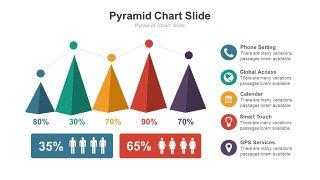 创意折线图PPT图表-25