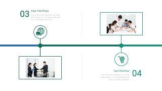 时间轴流程图PPT图表-14