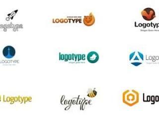 精致logo—psd分层素材