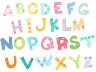 字符 - 字母表2