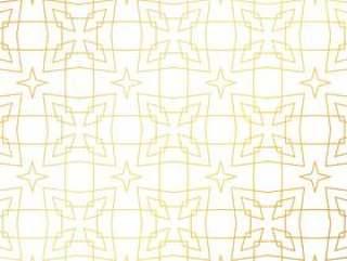 抽象几何金色图案背景设计