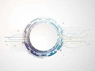 抽象的技术背景与各种技术元素设计