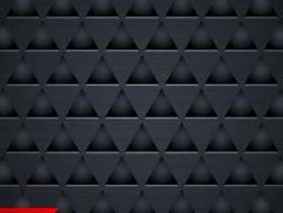 黑暗的三角纹理图案矢量背景