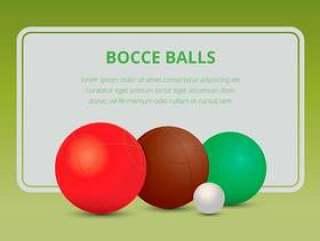 地掷球运动球套