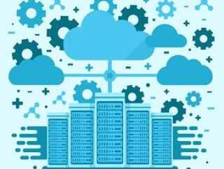 云和服务器网络的概念