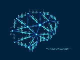 数字大脑设计与技术编号概念