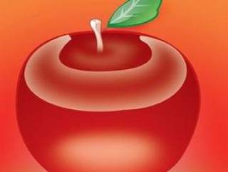 水晶苹果A