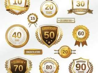 创意金牌奖牌图标