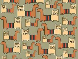 与猫的无缝模式