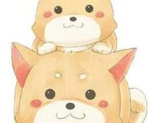 柴犬(亲子1)