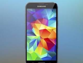 三星Galaxy S5 高品质模板素材