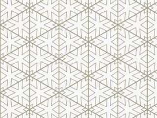 几何线条图案背景